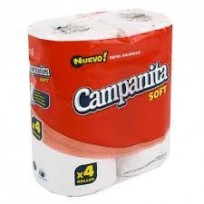 CAMPANITA PAPEL HIG X4 30 SOFT
