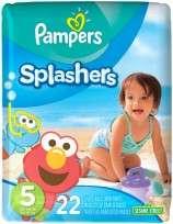 PAMPERS SPLASHEERS 5