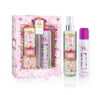 XL PACK DEO+BODY MIST