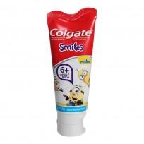 COLGATE X75 KIDS SMILES +6 XX