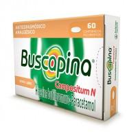 BUSCAPINA COMPOSITUM N X60 COMPRIMIDOS