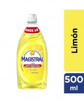 MAGISTRAL DETERGENTE X500 LIMÓN