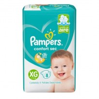 PAMPERS CONFORT SEC X8 XG