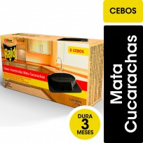 RAID 6 CEBOS CUCARACHAS