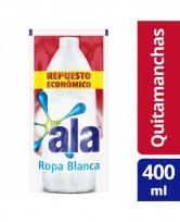 ALA ROPA BLANCA QUITAMANCHAS DP X400