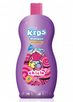 ALGABO KIDS SHAMPOO X750 BUBBLE GUM