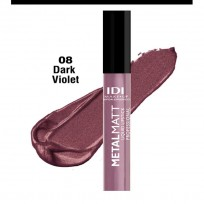 IDI LABIAL METALMATT COLOR ADDICT 08
