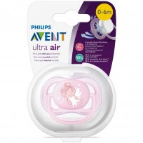 AVENT CHUPETE ULTRA AIR X1 0-6PRIN