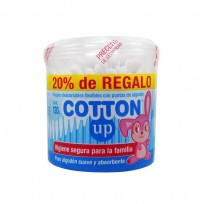 COTTON UP COTONETES X120