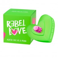 AGATHA RUIZ DE LA PRADA REBEL LOVE EDT X 50 ML