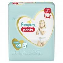 PAMPERS PANTS X24 XXG PREMIUM
