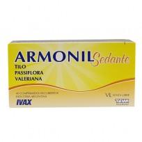 ARMONIL SEDANTE COMP X 20