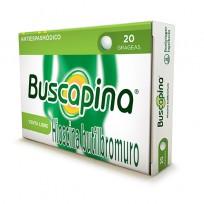 BUSCAPINA GRAGEAS X 20