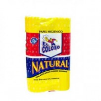 EL COLOSO PAP/HIG X6 NATURAL