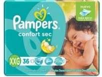 PAMPERS CONFORT SEC X 36 XXG