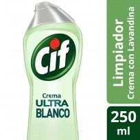 CIF X375 CREMOSO ULTRA BLANCO