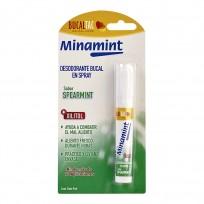 Bucal Tac Minamint Des. Bucal Spray Sabor Spearmint