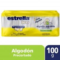 ESTRELLA ALGODÓN X100 PRECORTADO