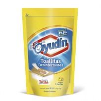 AYUDIN TOALLITAS X35 LIMON DOYPACK