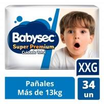 BABYSEC SUPER PREMIUM X34 XXG