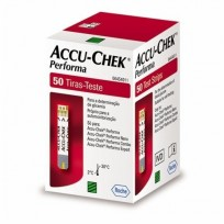 ACCU-CHEK X50 TIRAS REACTIVAS PERFORMANCE
