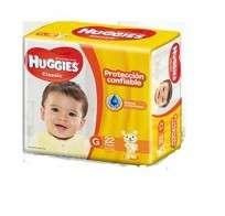 HUGGIES CLASSIC X22 GDE MEGA