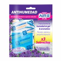 AIRE PUR SOBRES ANTIHUMEDAD + DEO LAVANDA