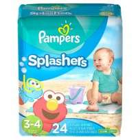 PAMPERS SPLASHEERS 3-4