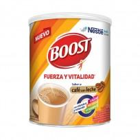 Boost en polvo Sabor Café con Leche x 370 gr