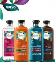 Herbal Essence Shampu + Enjuague a elección
