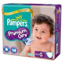 PAMPERS PREMIUN CARE X46 G