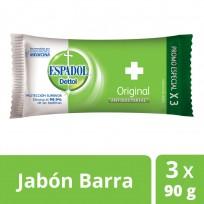 ESPADOL JABON 3X90 ORIGINAL