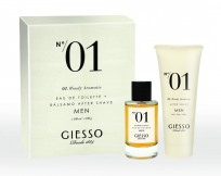 GIESSO COLLECTION 01 COFRE EDT X100 + AF. SHAVE