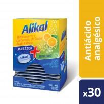 ALIKAL LIMON SOBRES X30 (C/PRS)