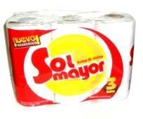 SOL MAYOR ROLLO DE COCINA X3
