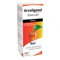 ARCELIGASOL REDUCTORA GOTAS X120ML
