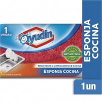 AYUDIN ESPONJA COCINA X1