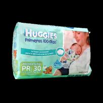 HUGGIES PRIM.100 D.X30 PREMAT.