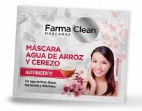 FARMA CLEAN MASCARA ARROZ Y CEREZO X2