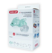 SAN-UP KIT ACCESORIOS P/NEBULIZADOR ULTRASONICO