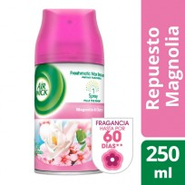 AIR WICK REPUESTO X250 MAGNOLIA Y CHERRY