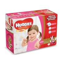 HUGGIES NAT.CARE NENA X42 XXG