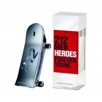 C.H 212 HEROES MEN EDT X90