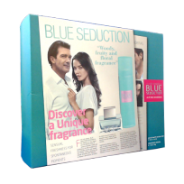 BLUE SEDUCTION X50+DEO DAMA