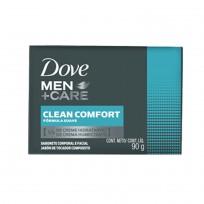 DOVE JABON X 90 MEN CLEAN CONFORT
