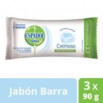 ESPADOL JABON 3X90 CREMOSO