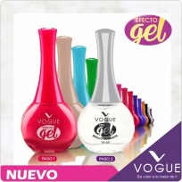VOGUE ESMALTES LOREAL EN GEL X 6 COLORES A ELECCION