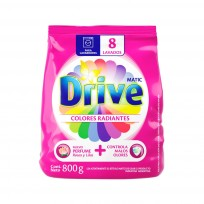 DRIVE MATIC X800 COLORES RADIANTES