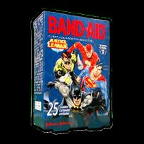 BAND-AID X25 LIGA DE JUSTICIA