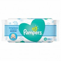 PAMPERS TOAL X48 AROMA BEBE